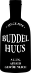 Buddelhuus Logo
