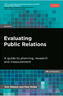evaluating public relations tom watson paul noble