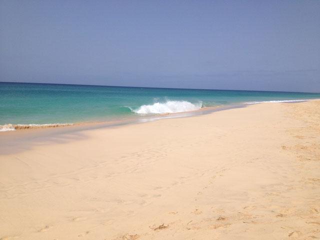 """Praia Santa Monica, 18km di spiaggia """"wild"""""""