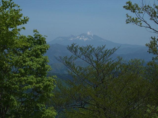 御嶽山・・・噴火後の御嶽山は初めてです