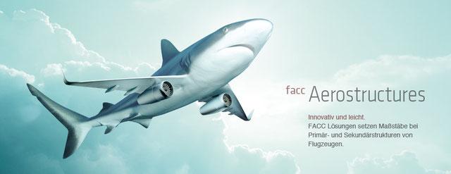 FACC: Der Geschäftsbereich Aerostructures fertigt u.a. Winglets und Sharklets.