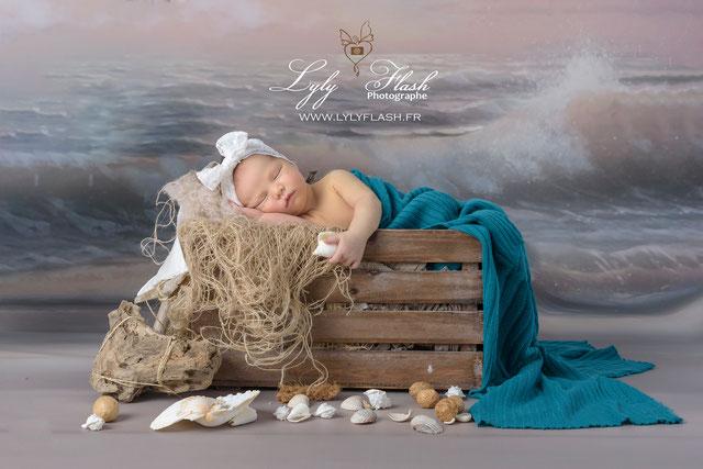 photo plage mer ramatuelle bandol Fréjus  photographe bébé