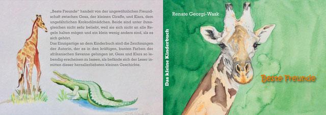 Cover Kinderbuch Beste Freunde