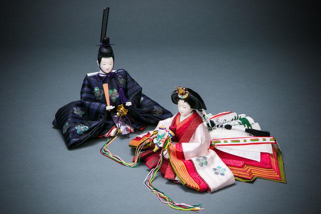 京丹後 民谷織物螺鈿衣裳
