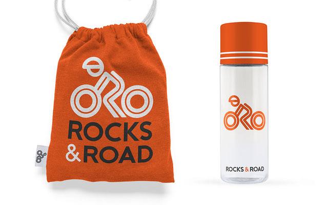 Rock & Roads Logo by Ian Paget