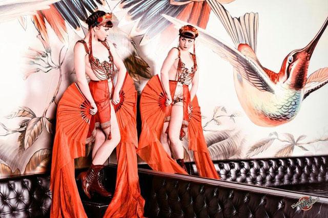 Colette Show Firebird