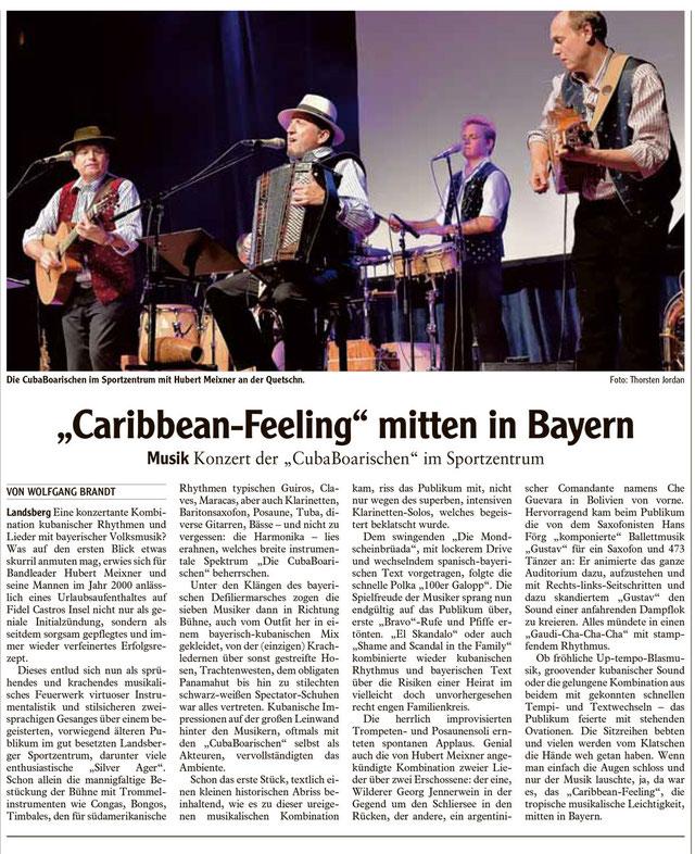 Landsberger Tagblatt | 3. Dezember 2014