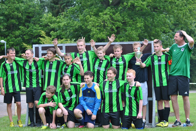 U15-Juniorinnen  2014-2015
