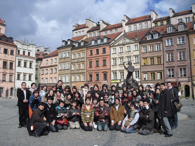 2012ポーランド演奏旅行(指揮:伊東恵司、松下 耕)