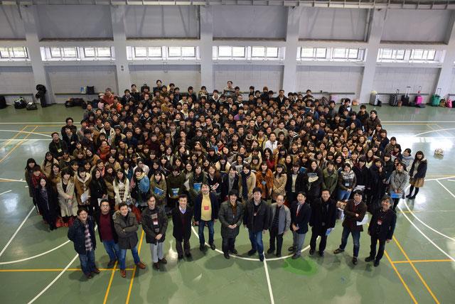 参加者全員の記念撮影
