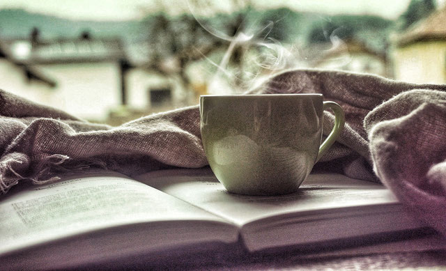 Entlastungstage Fasten Tee Achtsamkeit Bewusstsein