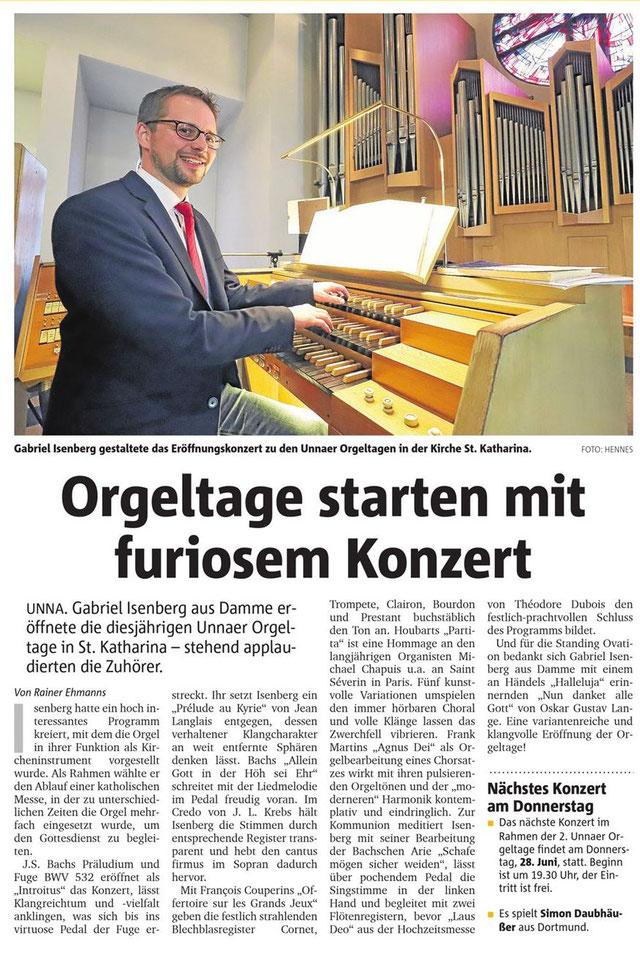 Hellweger Anzeiger, 26.06.2018
