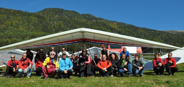 Ausgleiten Falkenclub Ahrntal im Oktober 2011