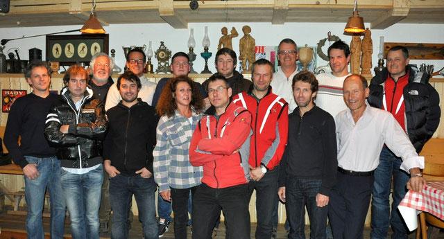 Falkenclub Vollversammlung vom Dezember 2013