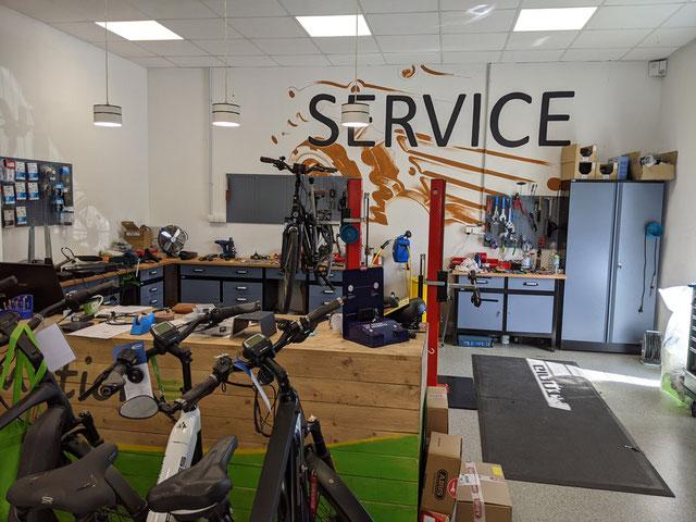 e-Bike Service und Reparatur Bremen
