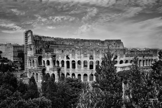 Rom / Colosseum, 2014, © Silly Photography