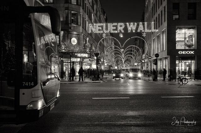 Hamburg / Neuer Wall, Weihnachtsmarkt, 2012, © Silly Photography