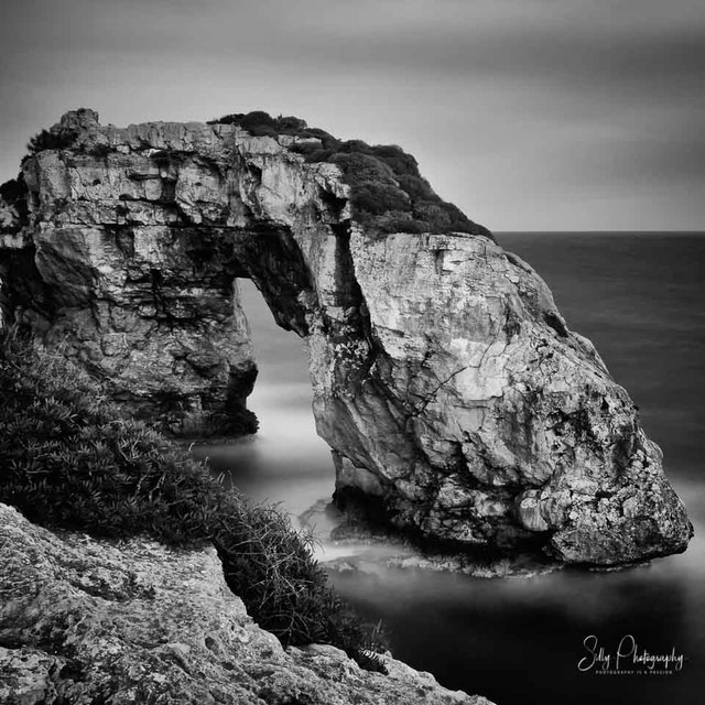 Mallorca / Es Pontas, Langzeitbelichtung, 2014, © Silly Photography