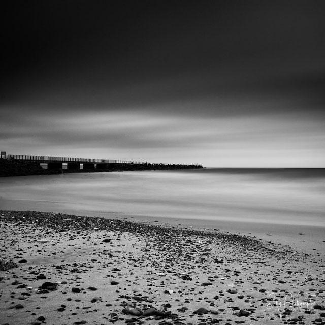 Dänemark / Nordjütland / Vorupør, Mole, Langzeitbelichtung, 2014, © Silly Photography