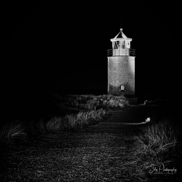 Sylt / Quermarkenfeuer, Kampen, Rotes Cliff, 2013, © Silly Photography