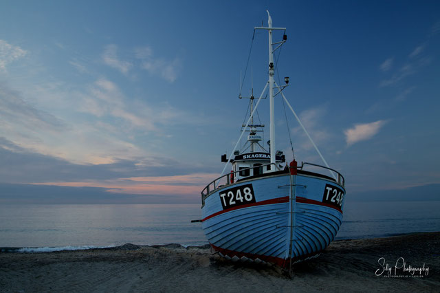 Dänemark / Nordjütland / Vorupør, Sonnenuntergang, © Silly Photography