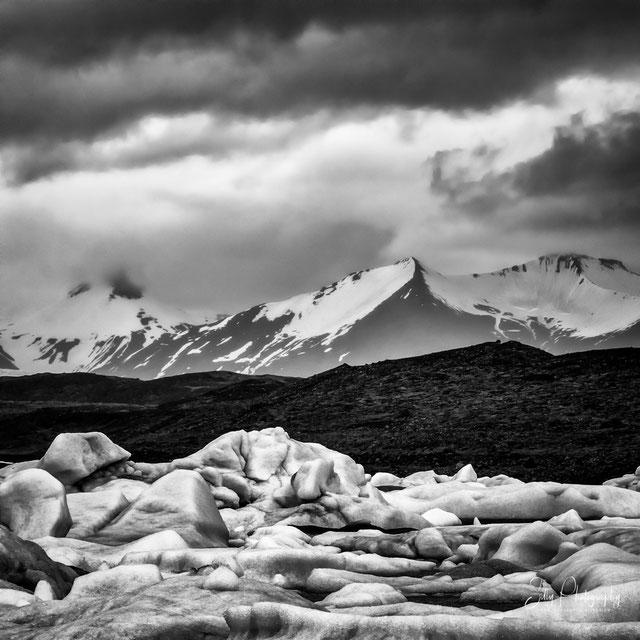 Island, Fjallsárlón, Gletschersee, 2015, © Silly Photography