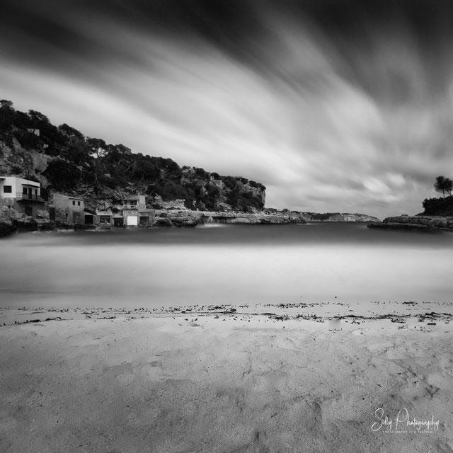 Mallorca / Cala Llombards, Langzeitbelichtung, 2015, © Silly Photography