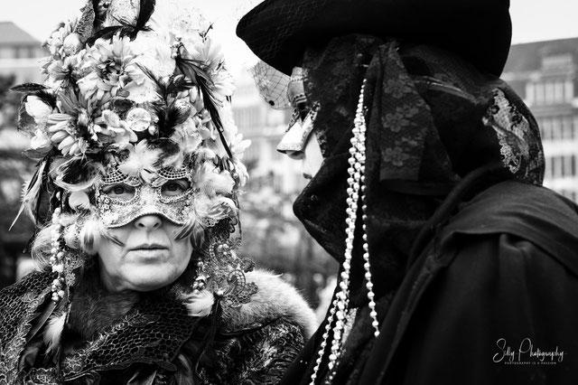 Venezianischer Maskenzauber Hamburg, 2016, © Silly Photography