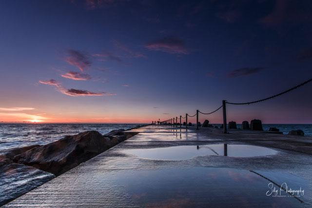 Dänemark / Nordjütland / Vorupør, Mole, 2015, © Silly Photography