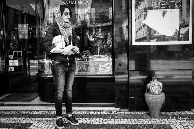 Portugal / Lissabon, Lisboa, Street, 2016, © Silly Photography
