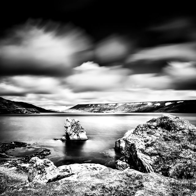 Island, Kleifarvatn, See, Langzeitbelichtng, 2015, © Silly Photography