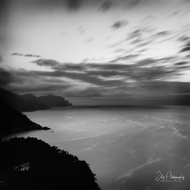 Mallorca/ Torre del Verger, Langzeitbelichtung, 2015, © Silly Photography