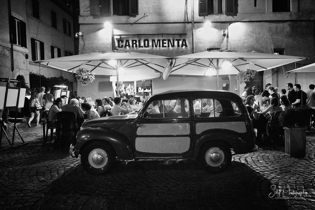 Rom / Trastevere, 2014, © Silly Photography