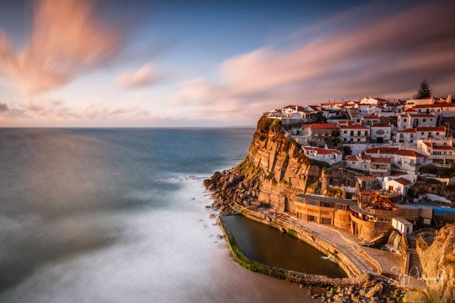 Portugal / Azenhas do Mar, Sintra, Langzeitbelichtung, 2016, © Silly Photography