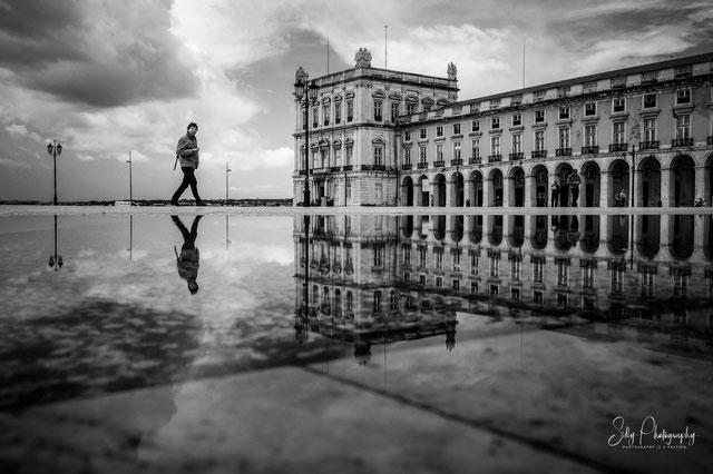 Portugal / Lissabon, Lisboa, Street, Spiegelung, 2016, © Silly Photography