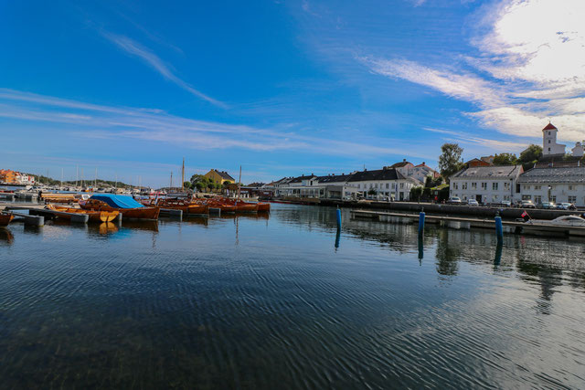 Hafen in Risor