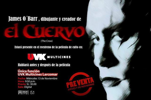 Banner El Cuervo