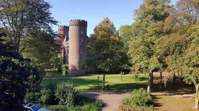 Burg Kempen: Wahrzeichen der Stadt