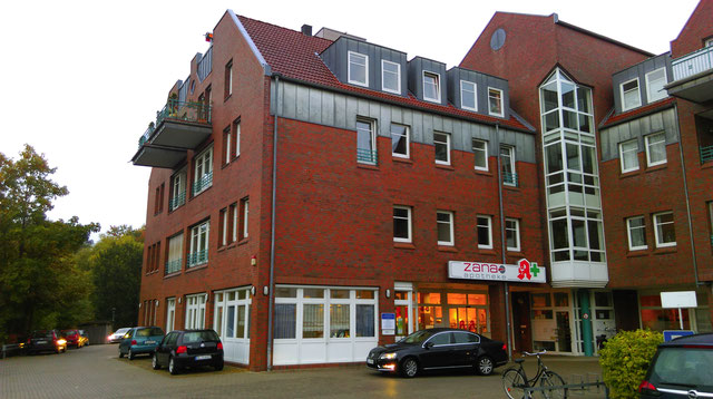 Unser Räume am Mühlendamm 1 in der 1. Etage in Wildeshausen.