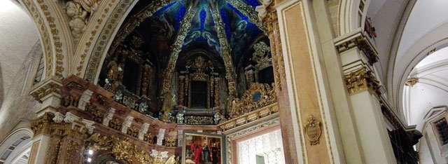 Валенсия (Испания) - кафедральный собор