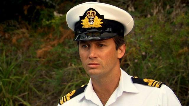 Ian Stenlake as Cmdr. Mike Flynn