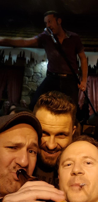 Santa Claus Party 2018 - Horseshoe Bar - Oberarth - TC Fans ganz kreativ :-)