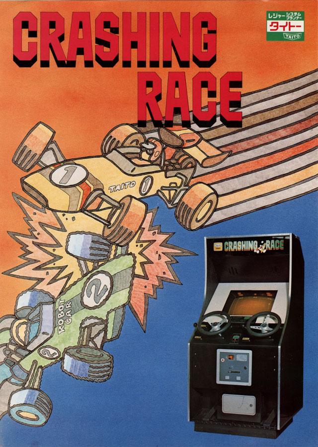 Crashing Race