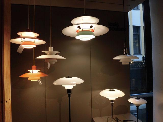 ポールヘニングセンの高級照明