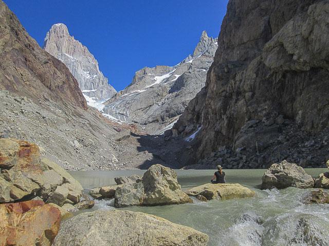 Zurück in Argentinien: Es darf wieder geträumt werden. Zum Beispiel von Patagonien.