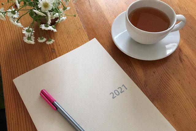 書くセルフケア日記ワークショップのイメージ