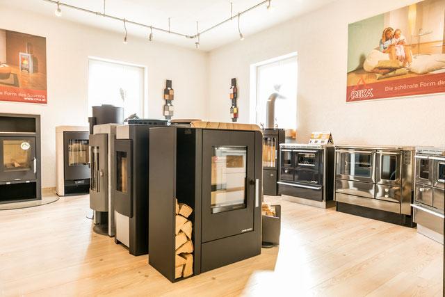 Die Ofen-Ausstellung