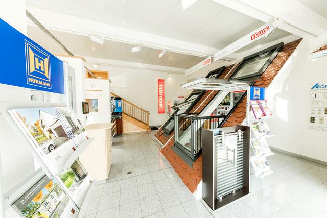 Die Bauelemente-Ausstellung