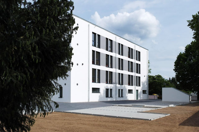 Neubau Passivhaus-Bordell Bahnstadt Heidelberg - Schmitt