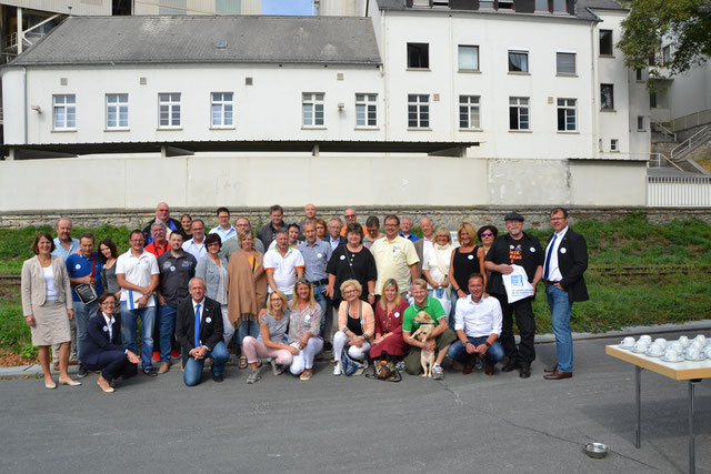 Innungsfahrt und Fachveranstaltung bei der Firma Schaefer Krusemark in Limburg